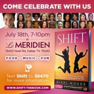 Shift flier